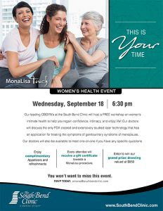 Women's Health Event - MonaLisa Touch